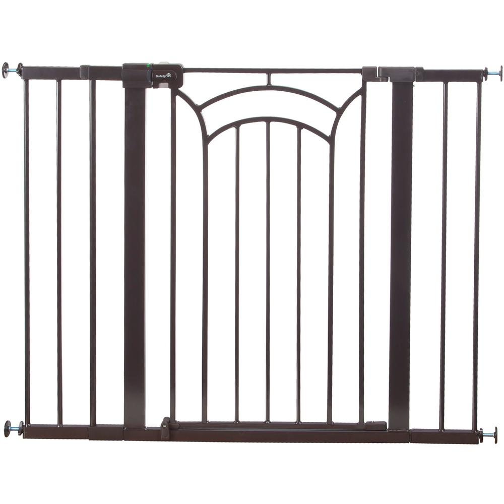 Safety 1st Decor Easy Install 36 In Tall And Wide Gate Ga107dec1