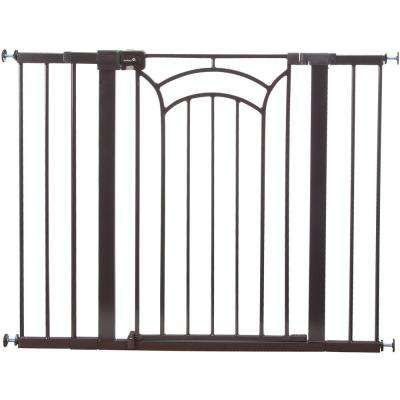 Decor Easy Install 36 in. Tall and Wide Gate
