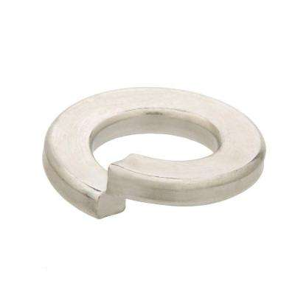 1/4 in. Stainless-Steel Split Lock Washer (50-Piece)