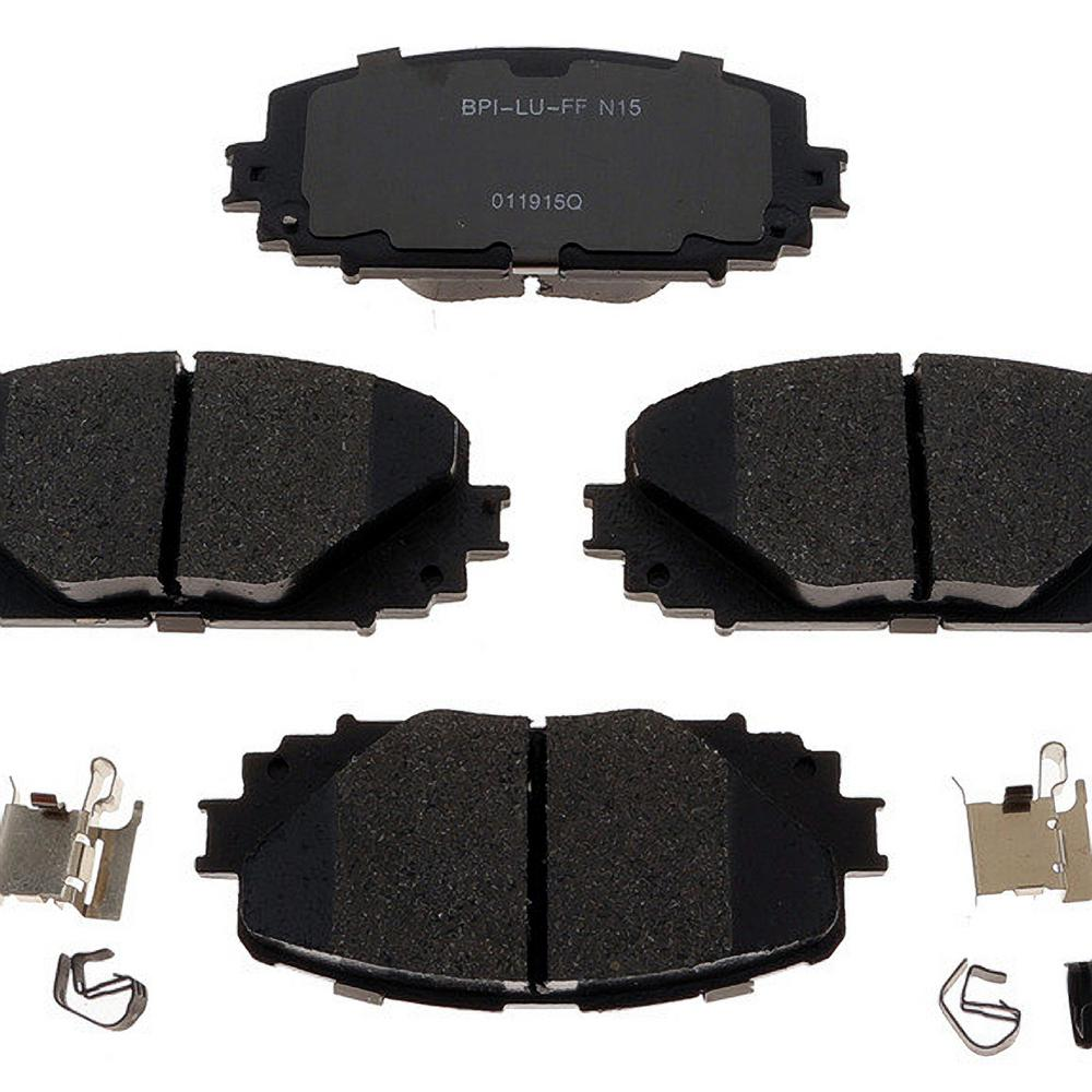 Toyota Brake Pads >> Raybestos Front Reliant Ceramic Disc Brake Pad Fits 2012 2016 Toyota Yaris