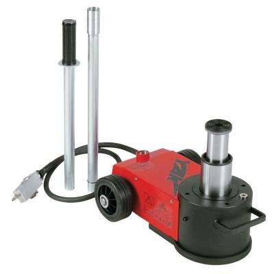 44-Ton/22-Ton Premium 2-Stage Air Hydraulic Portable Jack
