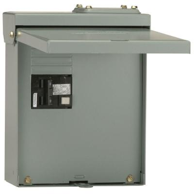 60 Amp GFI Spa Panel