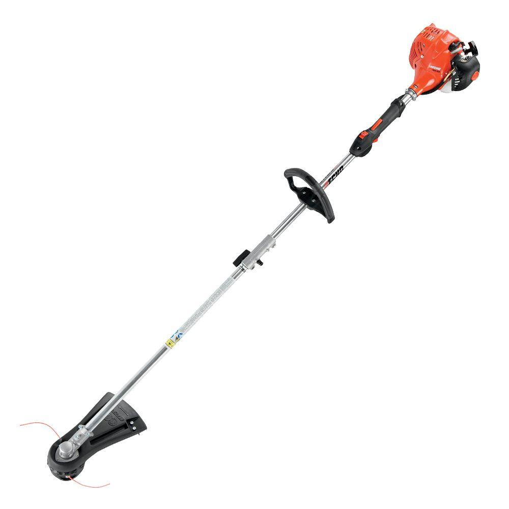 ECHO Pro Attachment Series 2-Cycle 21.2cc 17 in. Shaft Gas Trimmer