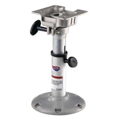 2-3/8 in. Adjustable Pedestal with 14 in. to 20 in. Seat Mount