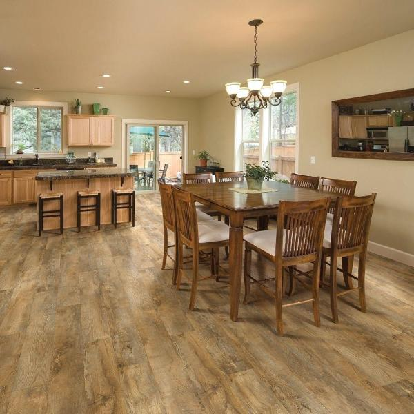 Home Decorators Collection Trail Oak Beige And Grey 8 In X 48 In Luxury Vinyl Plank Flooring 18 22 Sq Ft Case 60213 The Home Depot