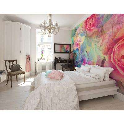 118 in. x 98 in. Memories Wall Mural