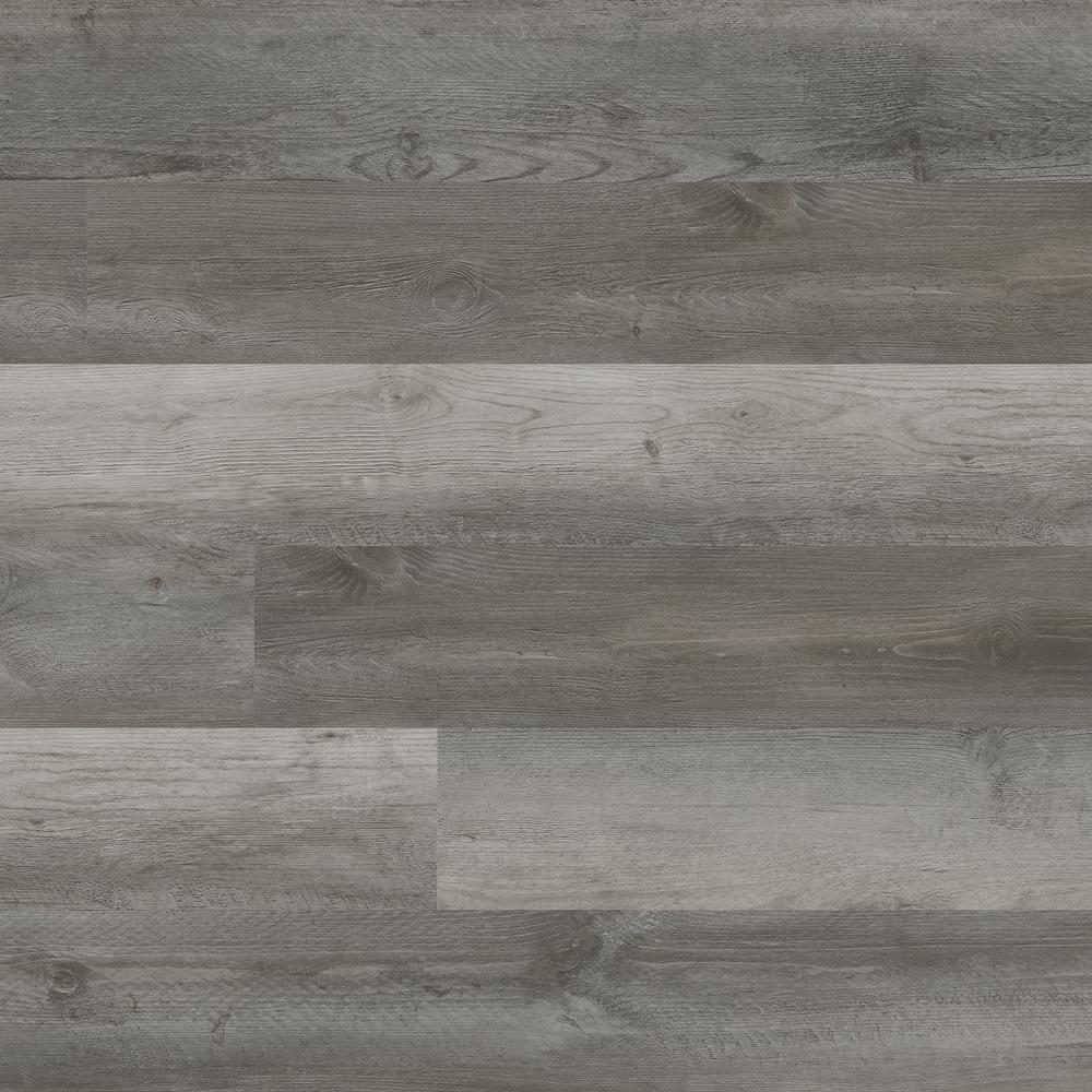 MSI Centennial Weathered Oyster 6 in. x 48 in. Glue Down Luxury Vinyl Plank Flooring (36 sq. ft. / case)
