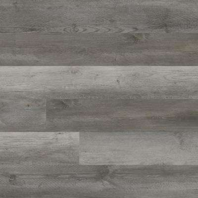 Centennial Weathered Oyster 6 in. x 48 in. Glue Down Luxury Vinyl Plank Flooring (36 sq. ft. / case)