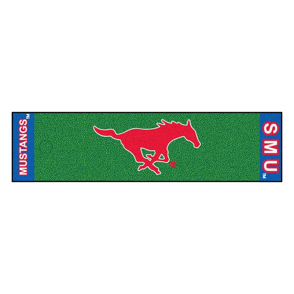 NCAA Southern Methodist University 1 ft. 6 in. x 6 ft.