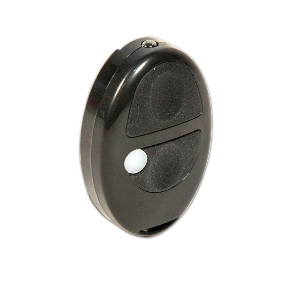 Dual Button Access Remote with LED Light for Automatic Gate Openers