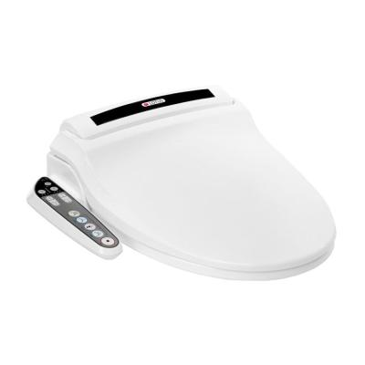 ATS-800 Advanced Smart Electric Bidet Seat for Round Toilets in White