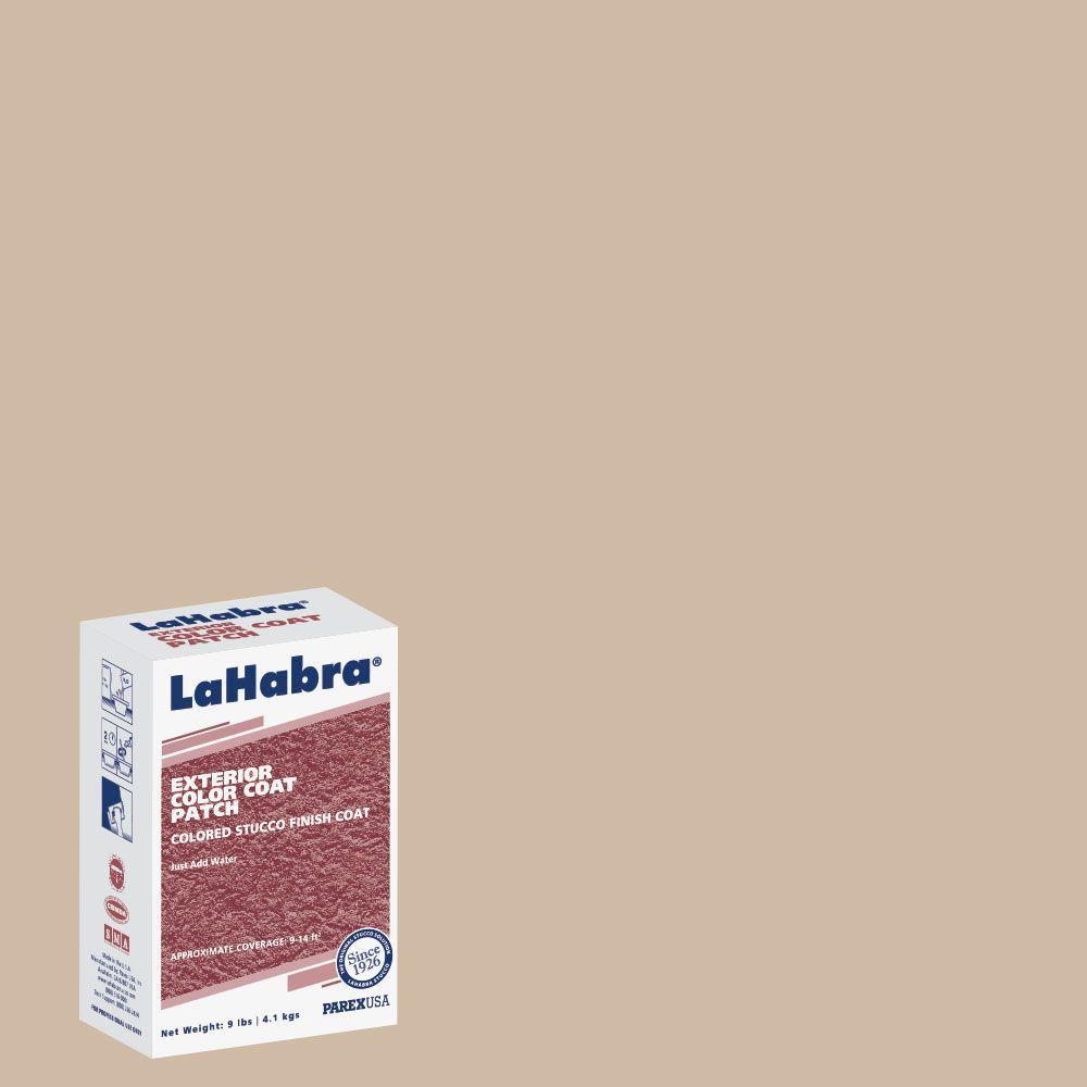 LaHabra 9 lb. Exterior Stucco Color Patch #278 Trabuco