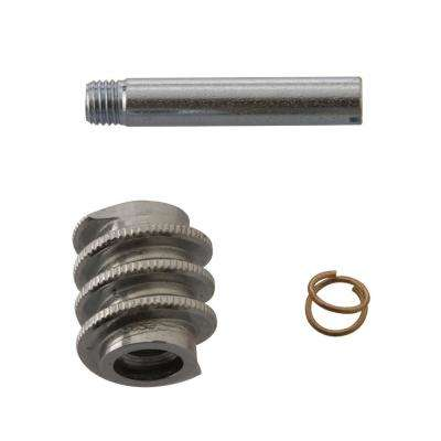 Replacement Pin, Spring and Knurl for Adjustable Wrench AC124