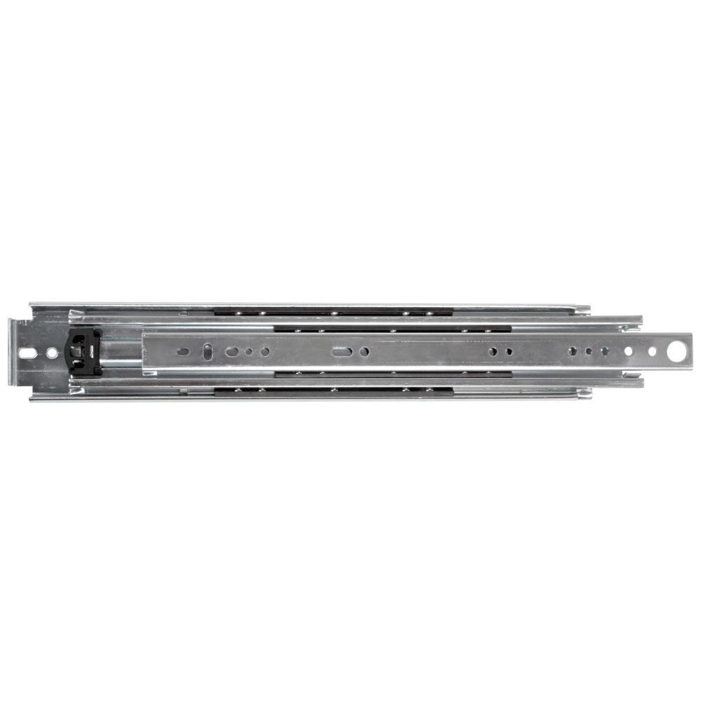 Knape & Vogt 8900 Series 26 in. Zinc Drawer Slide