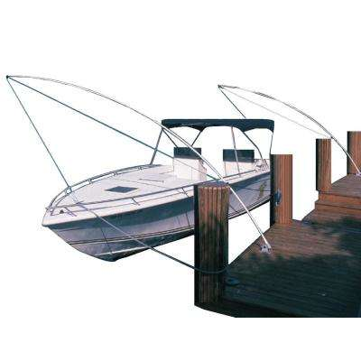 Standard Mooring Whips with Fixed 60°-Degree Angle Base (Sold in Pairs)