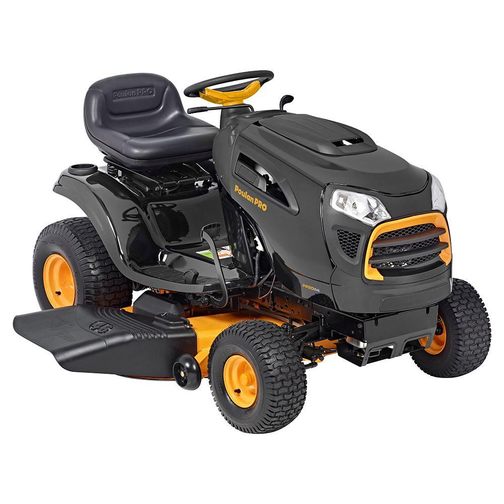 Poulan Pro PP20VA46 46 in. 20 HP V-Twin Briggs & Stratton Automatic Gas