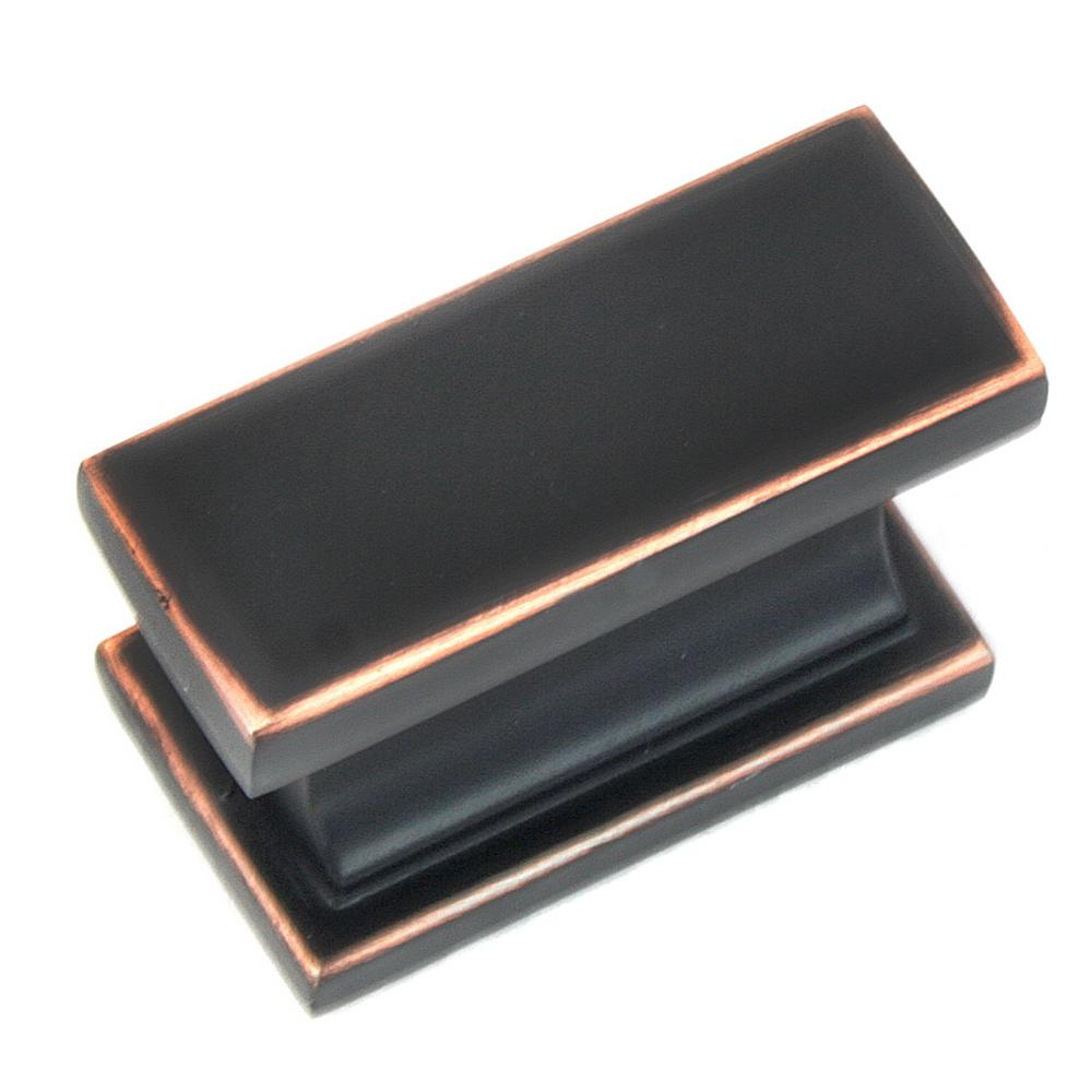 MNG Hardware Park Avenue 2 in. Oil Rubbed Cabinet Knob America's finest quality cabinet hardware. Installs easily with included hardware. Perfect accent to any cabinet or furniture in your modern home! Available in other finishes.