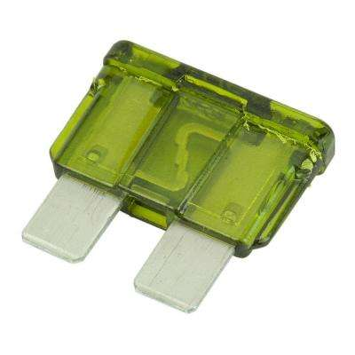 30-Amp ATC Fuse in Green