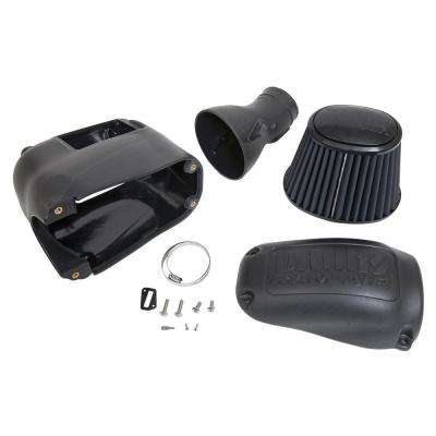 Ram-Air Intake System with Dry Filter for 2011-2016 Ford 6.7 l Powerstroke Diesel