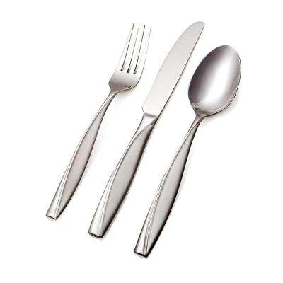 Londontown 46-Piece 18/0 Stainless Flatware Set