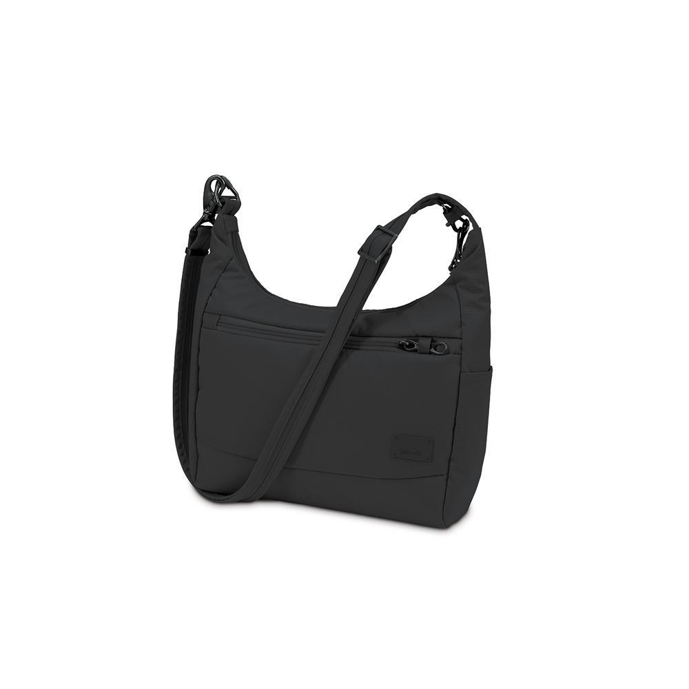 Citysafe CS100 Crossbody Black Tote Bag