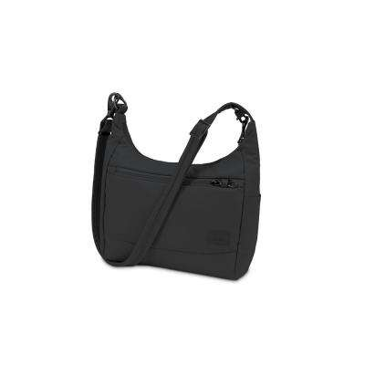 Citysafe CS100 Crossbody Black Tote Bag