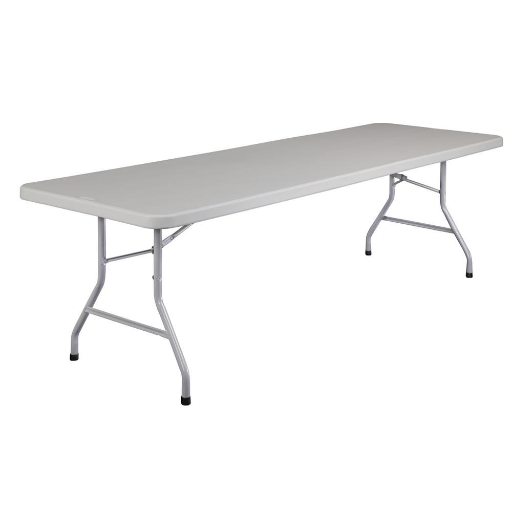 Rectangular Plastic Folding Table 4575 Product Picture
