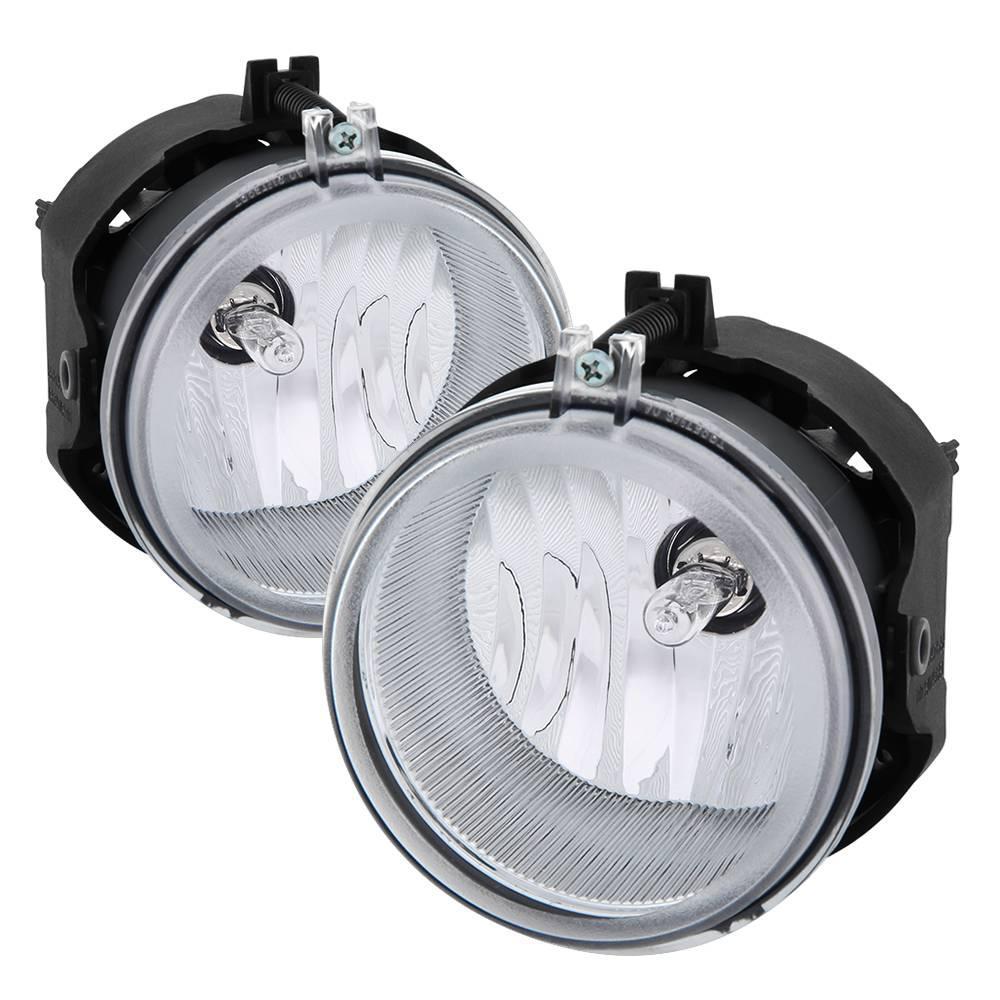 spyder auto dodge challenger 2011 2014 fog lights with oem switch