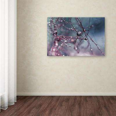 "16 in. x 24 in. ""Colours of Today"" by Beata Czyzowska Young Printed Canvas Wall Art"