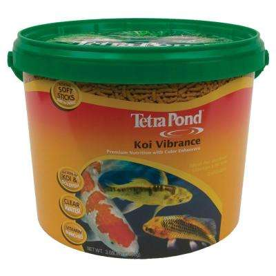 Koi Vibrance 3.08 lb. Fish Food
