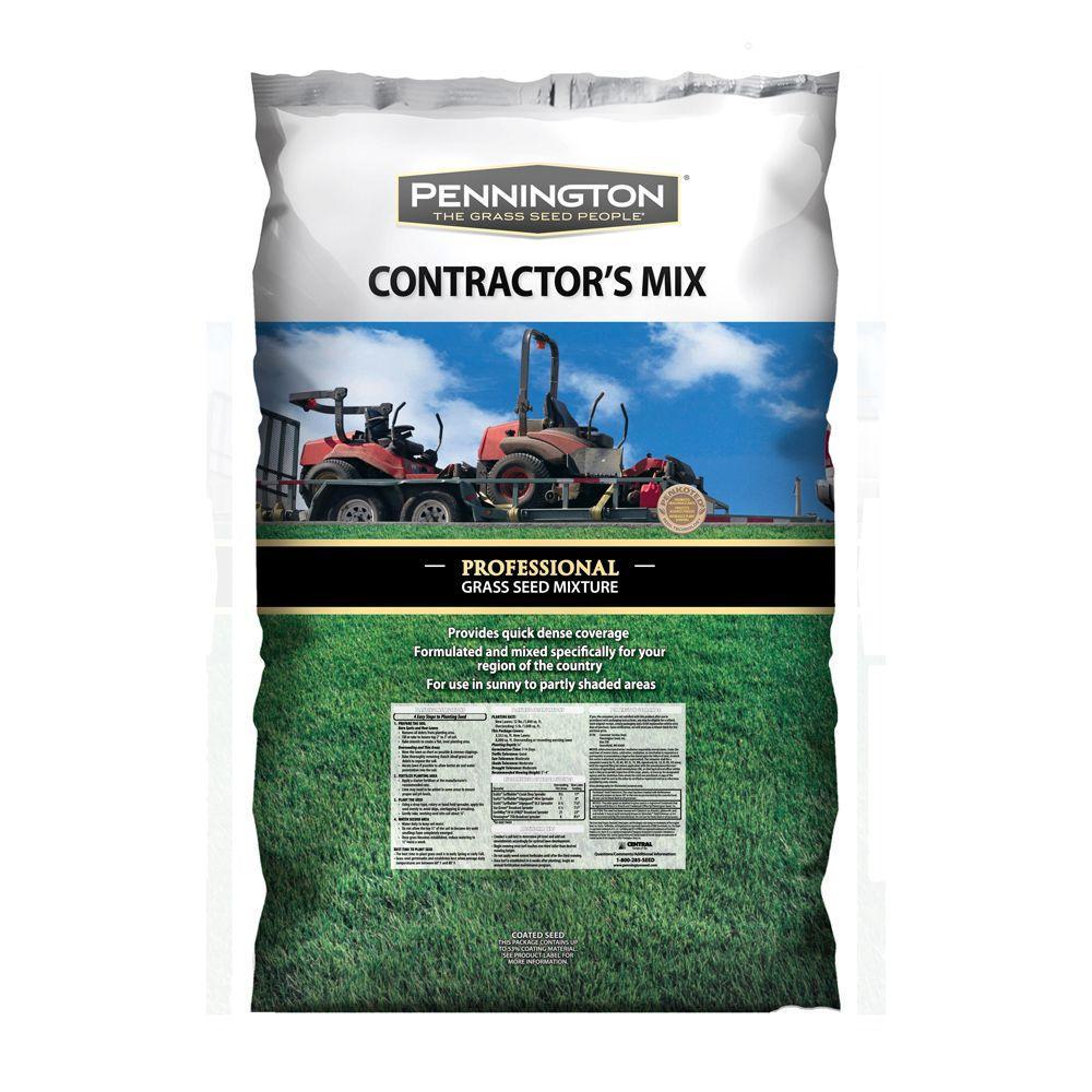 20 lb. North Contractors Seed Mix