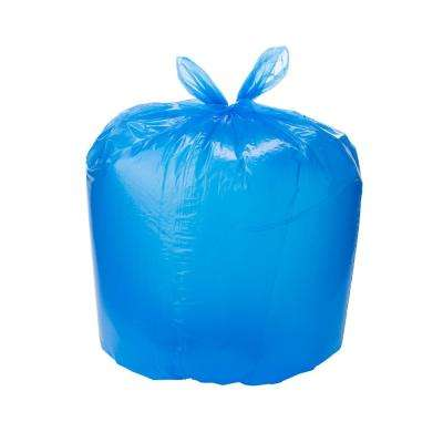 40 Gal. to 45 Gal. Blue Recycling Bag (100-Count)