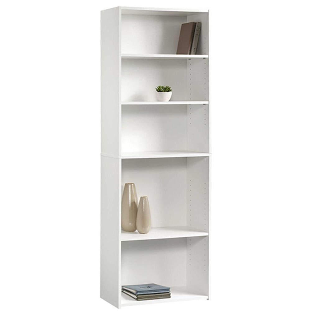 Beginnings Soft White Open Bookcase