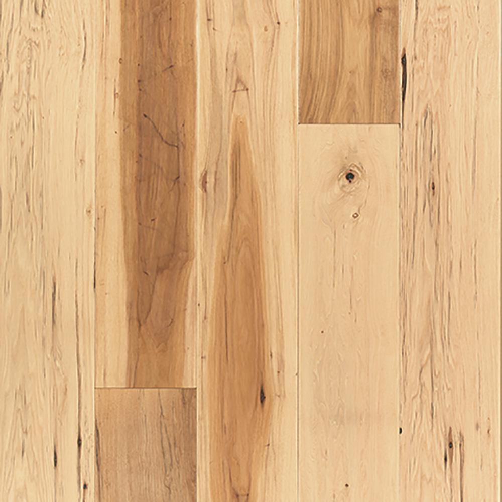 Mohawk Big Sky Country Natural Hickory 9/16 in. T x 7 in. W x Varying Length Engineered Hardwood Flooring (22.5 sq. ft. / case)