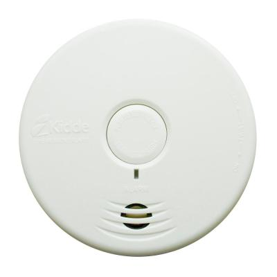 10-Year Worry Free Sealed Battery Smoke and Carbon Monoxide Combination Detector