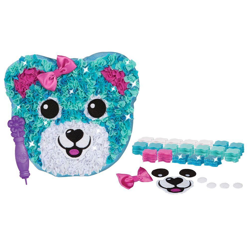 Teddy Bear Pillow Kit