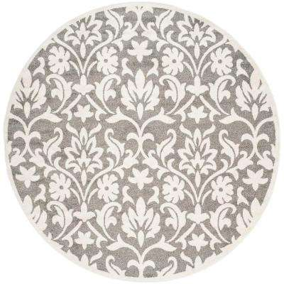 Round - Round 7\' and Larger - Outdoor Rugs - Rugs - The Home Depot