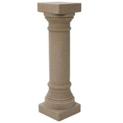 32-1/8 in. Sandstone Greek Column