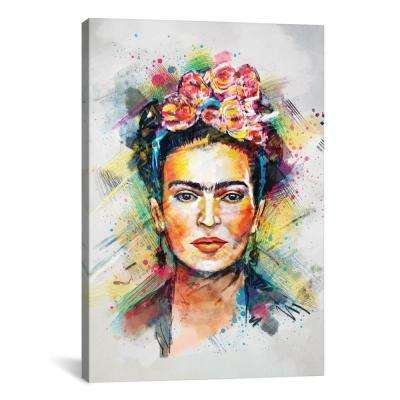 Frida Kahlo by Tracie Andrews Wall Art
