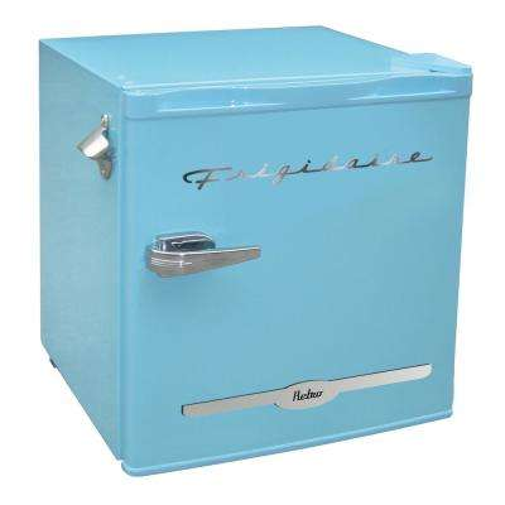 1.6 cu. ft. Mini Refrigerator in Blue