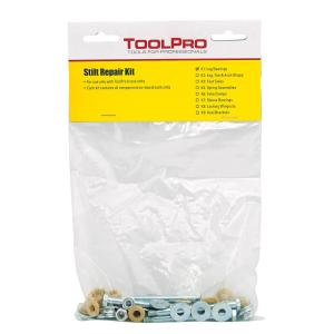 ToolPro Replacement Tube Clamps Kit for Adjustable Drywall Stilts by ToolPro