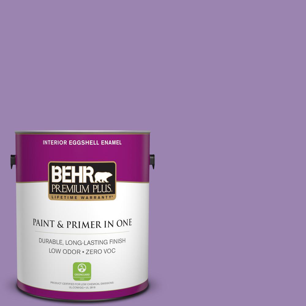 BEHR Premium Plus 1-gal. #M570-5 Celeb City Eggshell Enamel Interior Paint