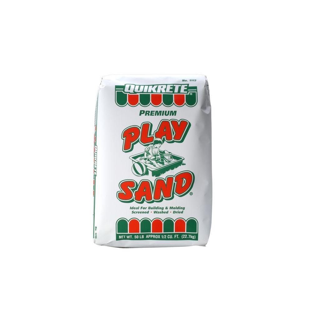 Quikrete 50 lb. Play Sand 111351 Deals