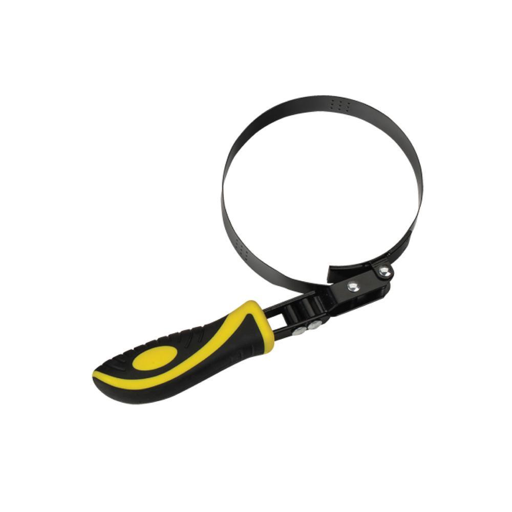 Heavy-duty Swivel Handle Oil Filter Wrench 5-1/4 in. to 5-3/4 in.