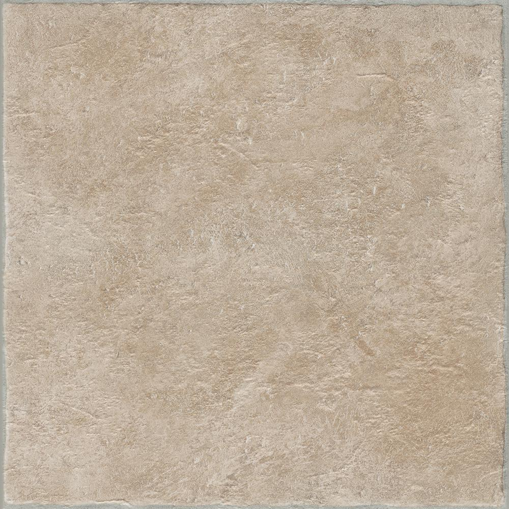 Armstrong Grouted Ceramic Ii Pumice 12 In X 12 In Residential Peel