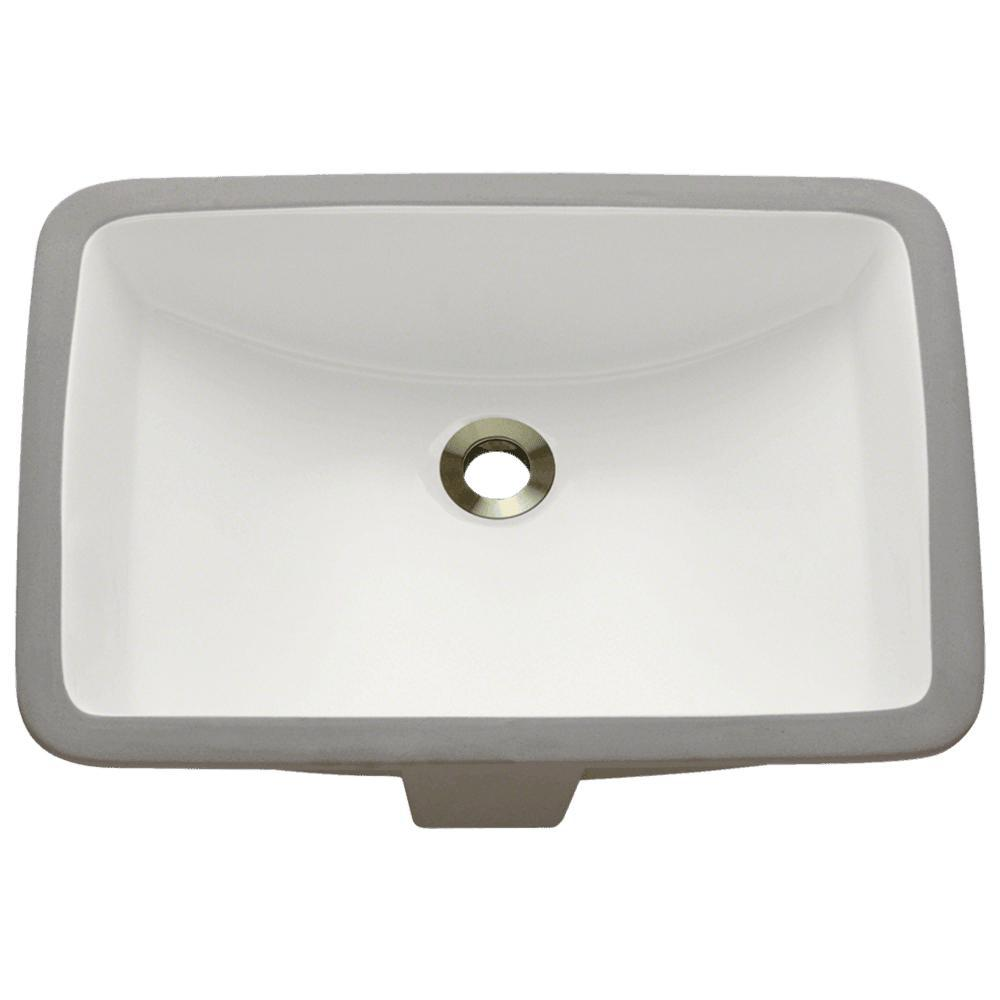 This Review Is From Undermount Porcelain Bathroom Sink In Bisque