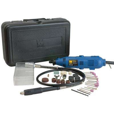 Factory Reconditioned Rotary Tool Kit with Flex Shaft