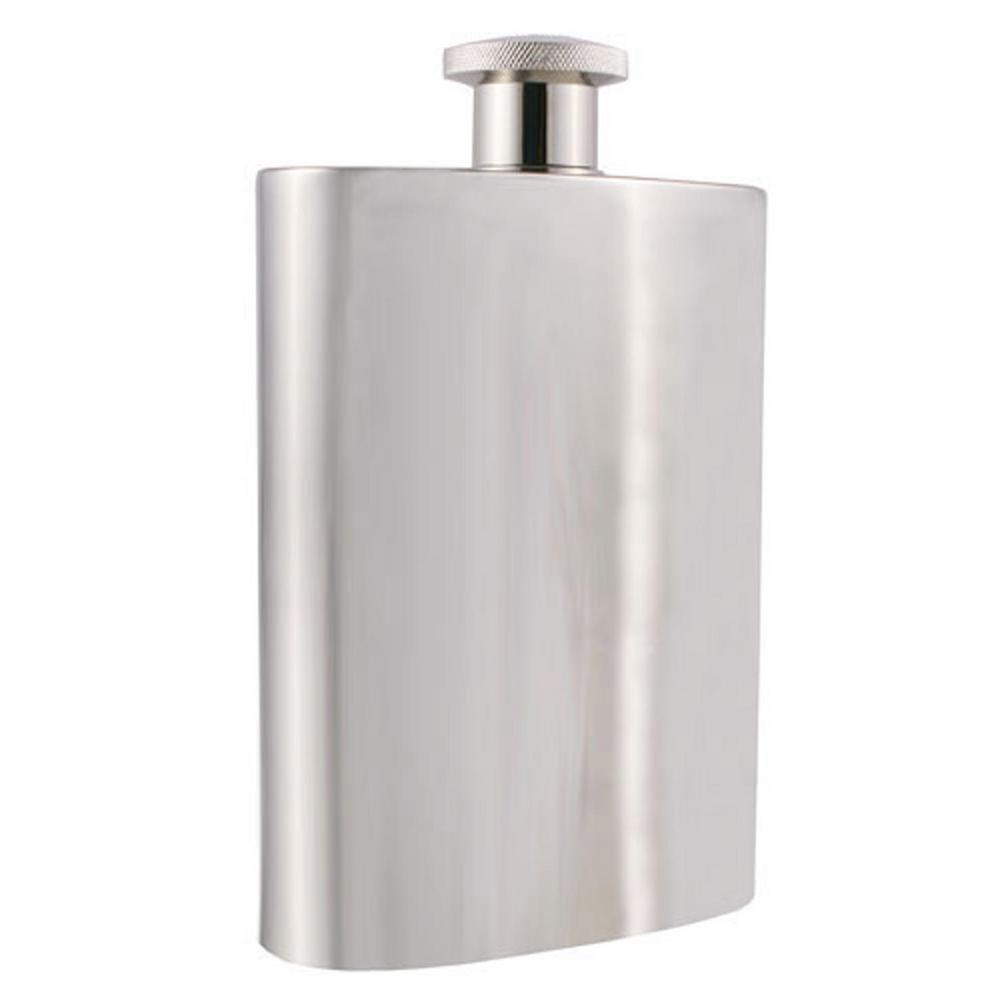 Titan Large Stainless Steel Liquor Flask