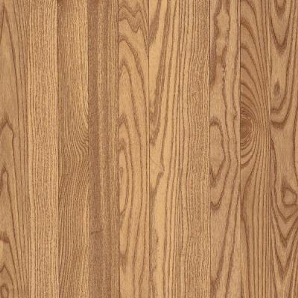 Bruce American Originals Natural Oak 3 4 In Thick X 5 In Wide X Random Length Solid