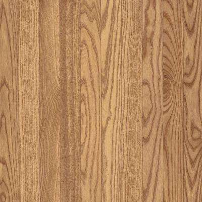 Take Home Sample - American Originals Natural Oak Engineered Click Lock Hardwood Flooring - 5 in. x 7 in.